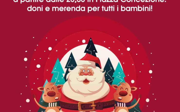 Arriva Babbo Natale!