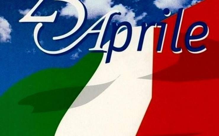 Ricorrenza del 25 Aprile – 75^ Anniversario della Liberazione